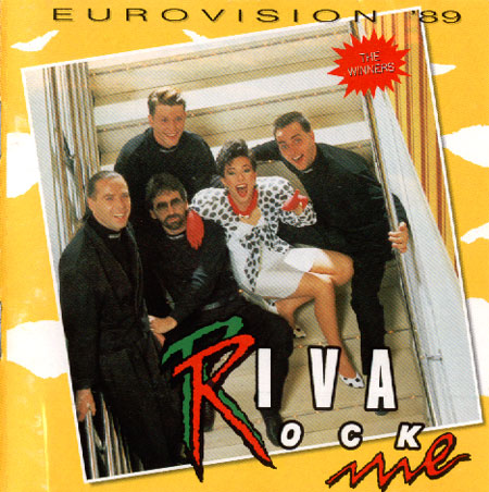 Riva Album - Rock me